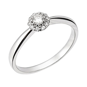 "<b><font color=""b400b0"" >[Part 1 Contemporary Emotion]</font></b> <br> 14k / 18k Myster part 1 diamond ring [No. 11 only overnightdelivery]"