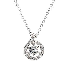 "<b><font color=""b400b0"" >[Part 1 Modern emotions]</font></b> <br> 14k / 18k Ethanol Natural Diamond Necklace"