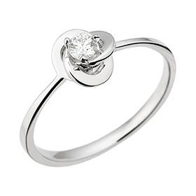 "<b><font color=""b400b0"" >[Part 1 Contemporary Emotion]</font></b> <br> 14k / 18k Amoris natural diamond ring"