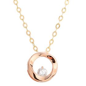 14k / 18k Pink Flow Necklace