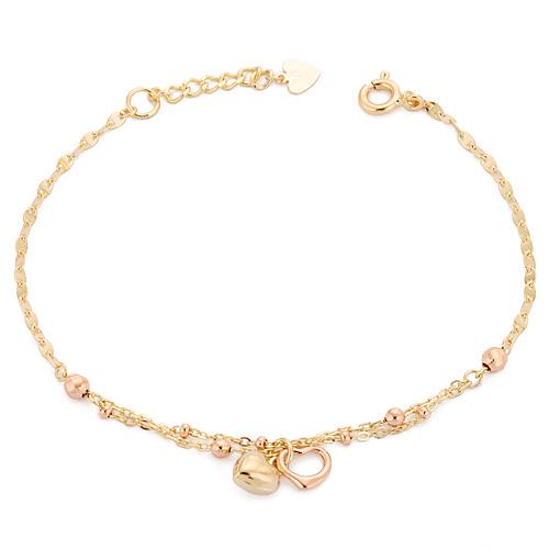 14K / 18K Love Magic bracelet [overnightdelivery]