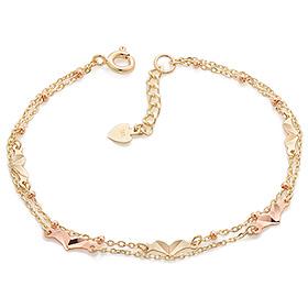 14K Alicia bracelet