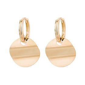 14K chicory earring [overnightdelivery]