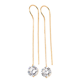 14K / 18K Dahlia (large) earring
