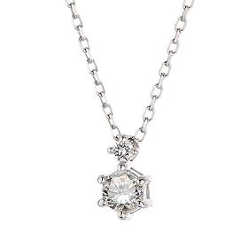 "<b><font color=""b400b0"" >[Part 1 Modern emotions]</font></b> <br> 14K Qian Natural Diamond Necklace"