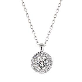 "<b><font color=""b400b0"" >[Part 1 Modern emotions]</font></b> <br> 14K / 18K Daphne Natural Diamond Necklace"