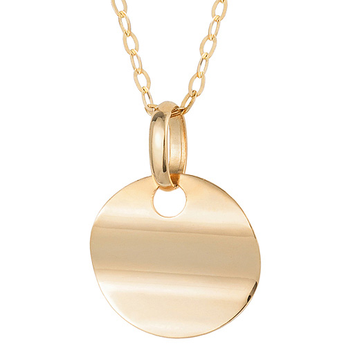 14K Chick Lodge Necklace [overnightdelivery]