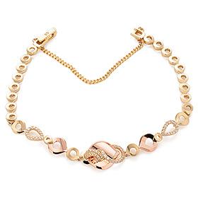 14k / 18k belly bracelet
