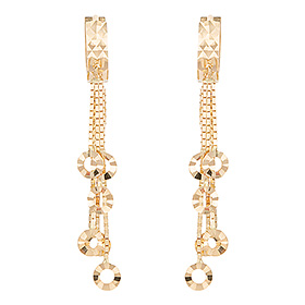 14K / 18K Ubia earring