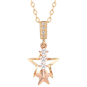 14K / 18K Starlight Necklace
