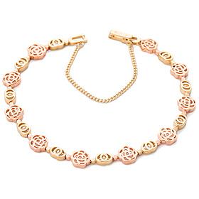 14K / 18K Haas Rose bracelet