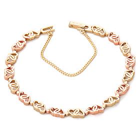 14K / 18K Love Love bracelet