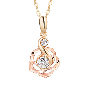 14K / 18K Versailles Necklace [overnightdelivery]