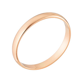 14k / 18k 1g integer simple ring ring