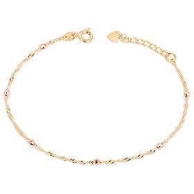 14K / 18K Bierre line bracelet