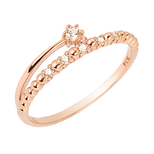 14K / 18K Mienne Gold Ring