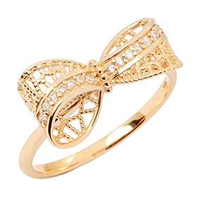 14K / 18K Chocolat Gold Ring