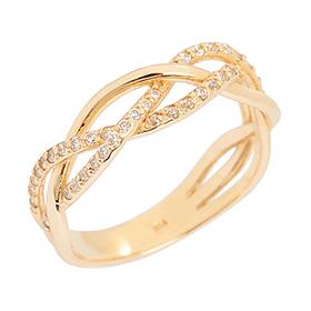 14K / 18K Ribeel Gold Ring