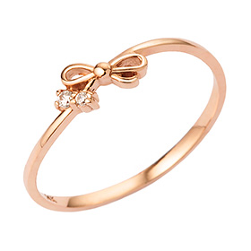 14K / 18K Juliet Gold Ring