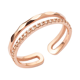 14K / 18K Cutie Collabo Gold Ring