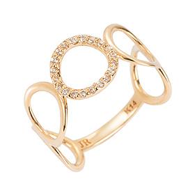 14K / 18K Kama Gold Ring