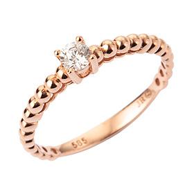 14K / 18K Peeling Yu Gold Ring