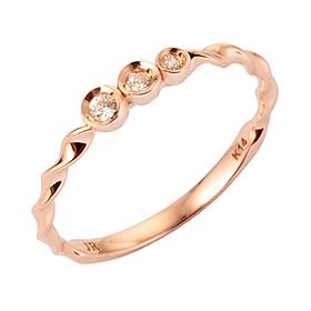 14K / 18K Jelly Pop Gold Ring