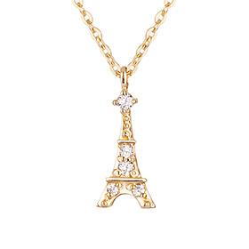 18K Parisienne Necklace
