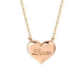 18K Romance Necklace