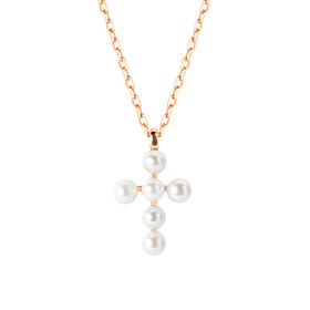 18K Pearl Lady Necklace