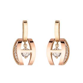14K / 18K monarch earring
