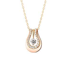14K / 18K Love Messenger Necklace