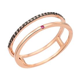 14K / 18K Gentle ring ring