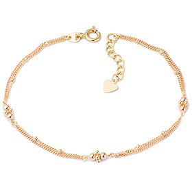 14k / 18k bubble bubble bracelet