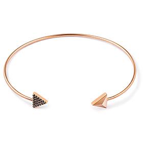 14K / 18K Grace Bangle Bracelet