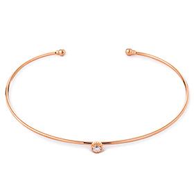 14K / 18K Selenium Bangle Bracelet