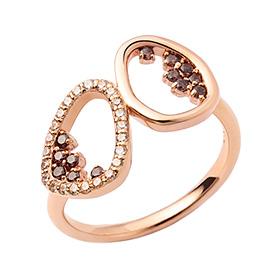 14K / 18K Rachel ring