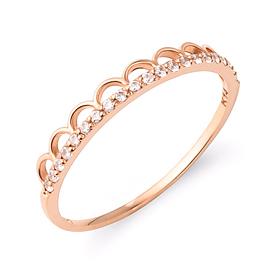 14K / 18K queen ring