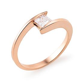 14K / 18K love feeling ring