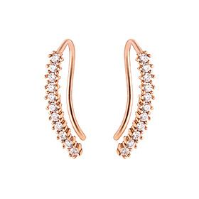 14K / 18K Centrifugal Earring