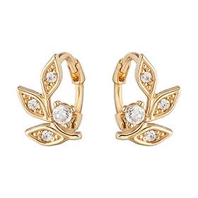 14K / 18K Cutie Laurel Earring / Earrings