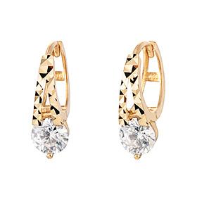 14K / 18K Mirror lease earring