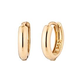 14K / 18K Tinny earring