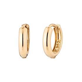 14K / 18K peanut earrings