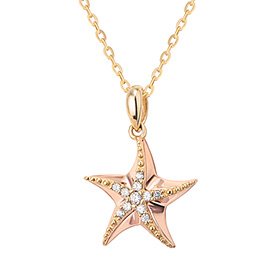 14K / 18K STARIA (small) Necklace