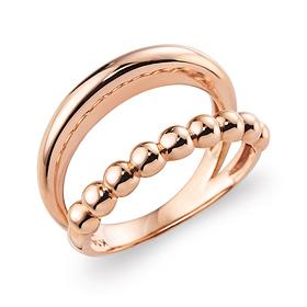 14K / 18K Cherry Beading Ring