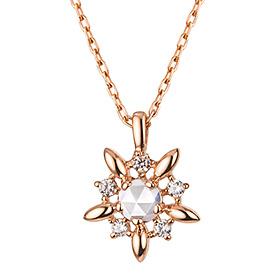 14K / 18K Etoile A All Light Necklace