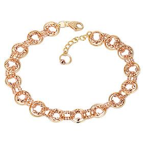 14k / 18k Nano Circle bracelet