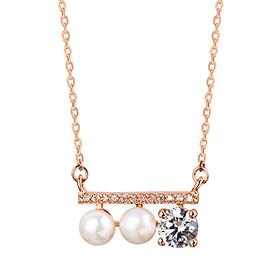 14K / 18K Blanco Necklace