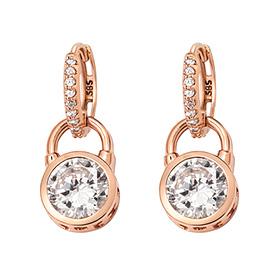 14K / 18K lamir earring